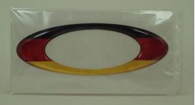 f539a6551 Adesivo Oakley Chormado - Acessórios de Carros no Mercado Livre Brasil