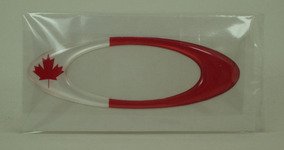 a83cee5c4 Adesivo Oakley Resinado Original - Acessórios para Veículos no Mercado  Livre Brasil