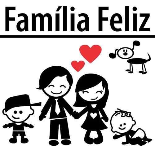 Artesanato Brasileiro Nos Estados Unidos ~ Adesivos P Carro Família Feliz, Pai, M u00e3e, Kids,pets Montamos R$ 45,00 em Mercado Livre