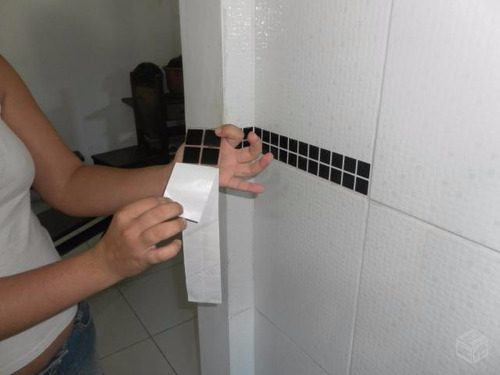 Adesivo Para Moto Frases ~ Adesivos Parede Cozinha Banheiro Pastilhas Adesivas Decoraç u00e3 R$ 2,01 em Mercado Livre