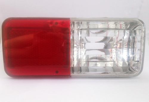 adesivos + piscas + luz de ré l-200 gls sport 2004/2012
