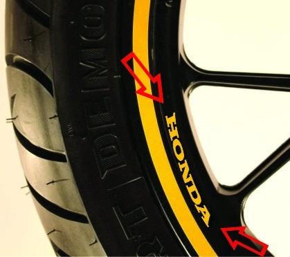adesivos refletivos marcas, logo original motos e carros