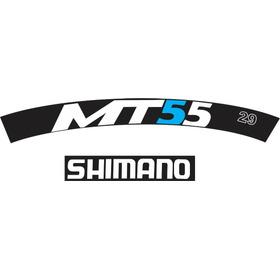 Adesivos Rodas Bike Mtb Shimano Mt55 16 Unidades.