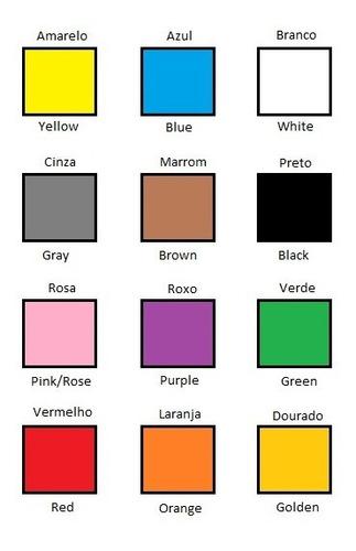 adesivos são jorge (todas as cores) 20x15 r$10,00 + frete