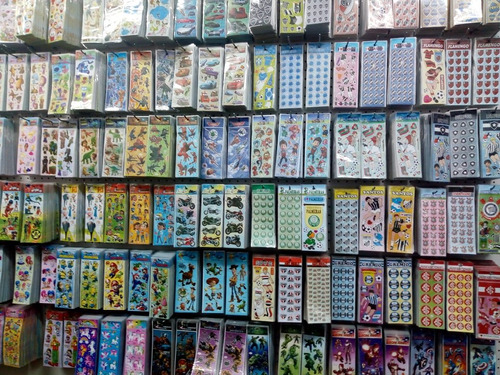 adesivos stickers atacado 600 cartelas frete grátis