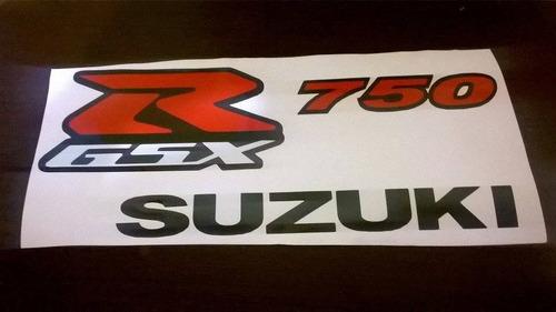 adesivos suzuki gsxr 650 750 1000 frete gratis