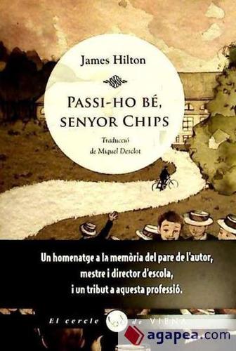 adéu, senyor chips(libro )