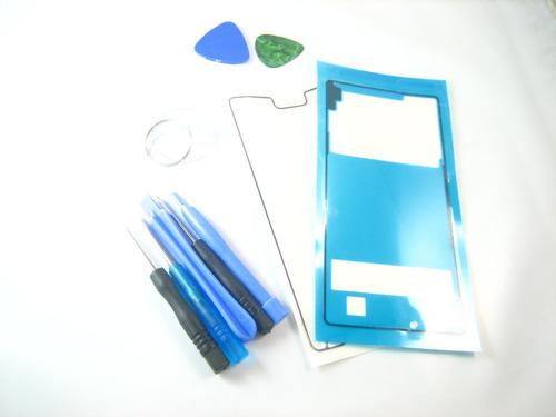 adhesive glue screwdriver tools sony xperia z3+ / z4~