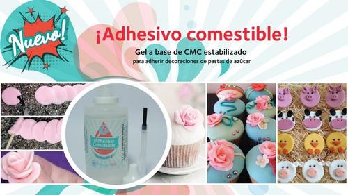 adhesivo comestible pastelar 60ml