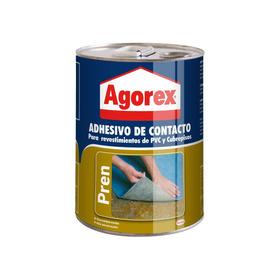 Adhesivo Contacto 1 Galón.-agorex (envío Gratis)