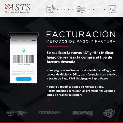 adhesivo de contacto asts placas acústicas 4 l tipo fonac