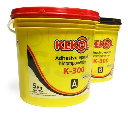 adhesivo epoxi kekol k-300 x 10 kgrs