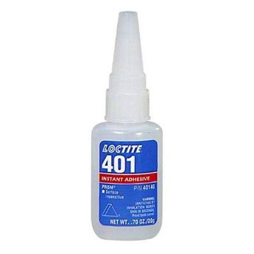 adhesivo instantaneo (curado rápido 20g loctite 401/40