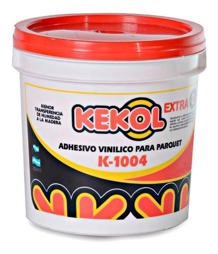 adhesivo kekol k-1004 para pisos de madera x25kg