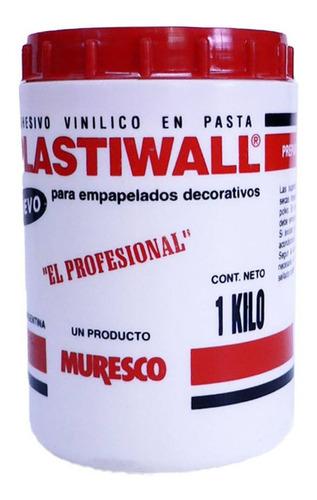 adhesivo para empapelado muresco 1 kg plastiwall