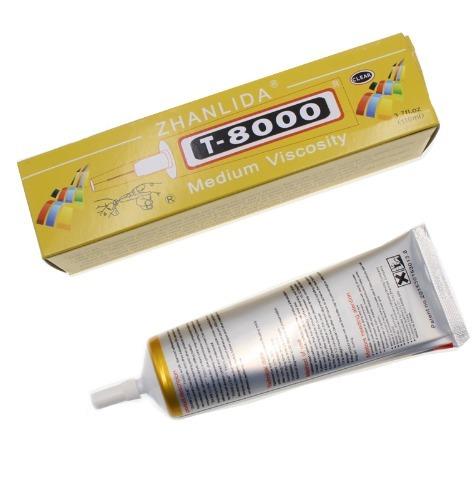d2918d3cd44 Adhesivo Pegamento T8000 (110 Ml) / Reparación Celulares - $ 32.800 ...