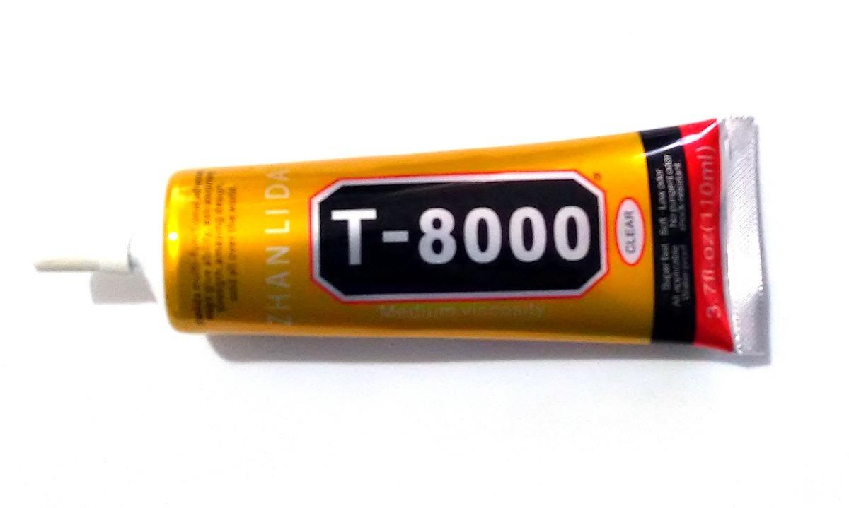 2a309fa9433 adhesivo pegamento t8000 (110 ml) / reparación celulares. Cargando zoom.