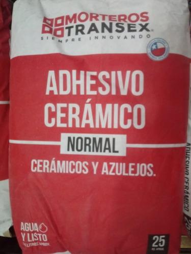 adhesivo polvo ceramica bekron 25 kg