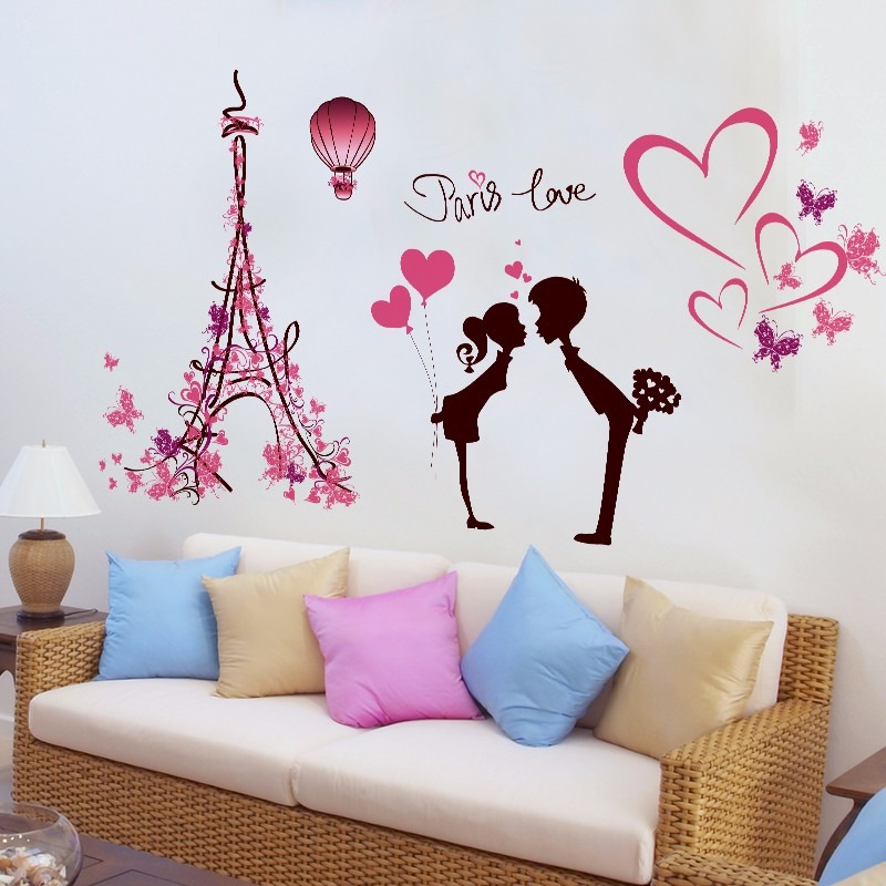 Adhesivos decorativos para la pared viniles stickers u s for Stickers decorativos de pared