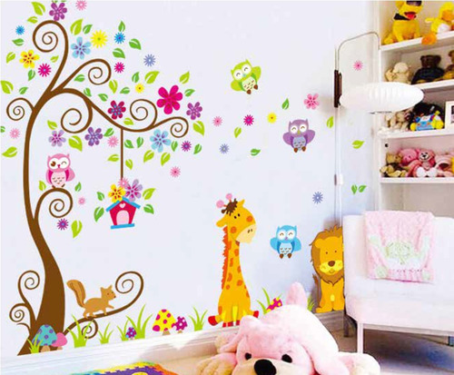 adhesivos decorativos para pared viniles stickers desde $10