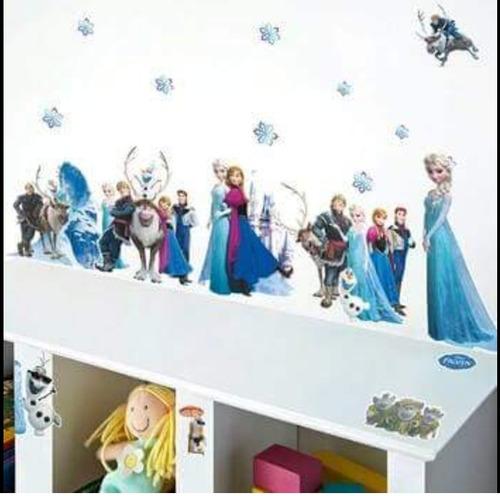 adhesivos murales decorativos, niños y niñas