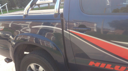adhesivos toyota hilux modelo 2012 laterales