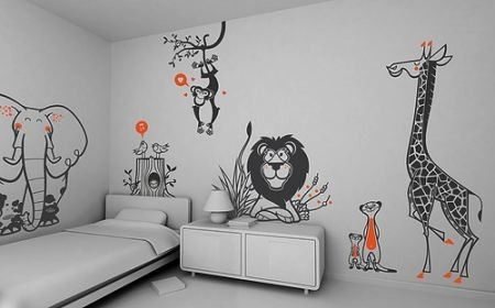 Adhesivos vinilos decorativos para pared o objetos - Objetos decorativos salon ...
