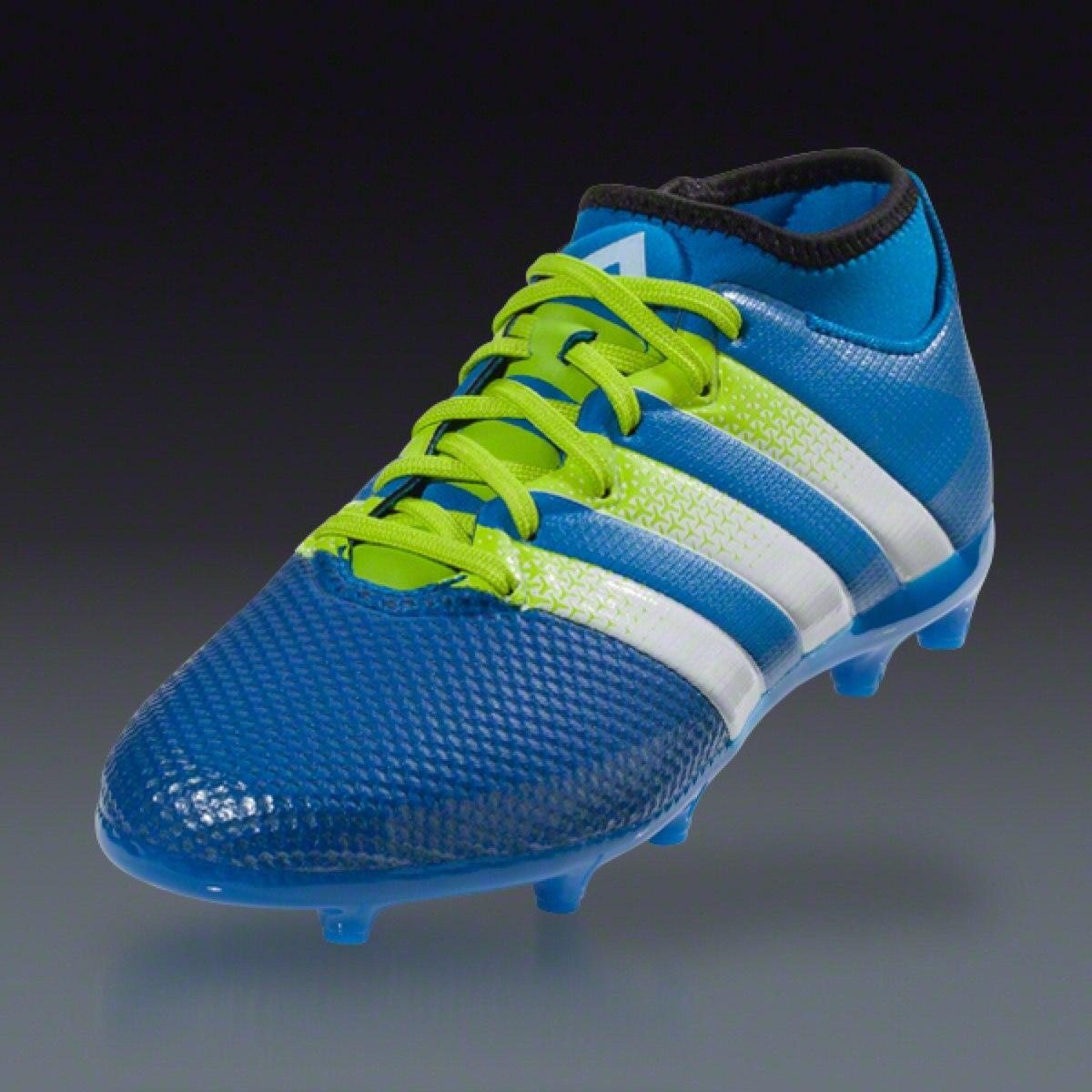 adidas azul botines