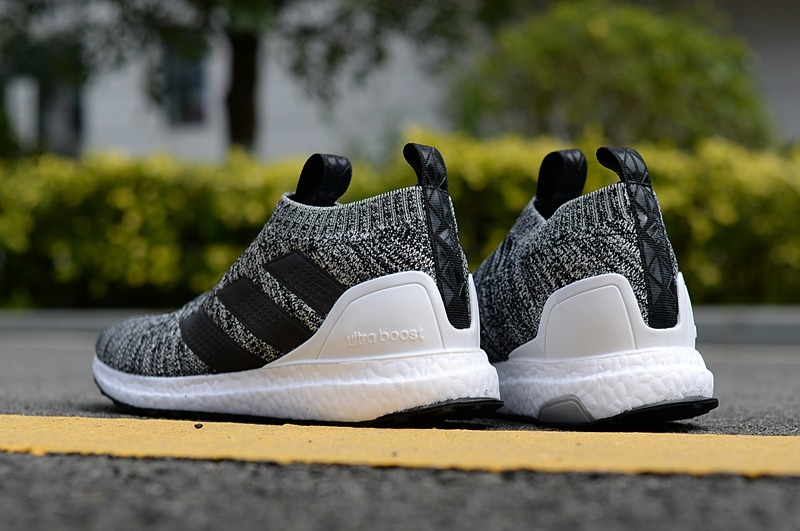 sports shoes 5dc71 43ad3 adidas ace 16+ purecontrol ultraboost grey. Cargando zoom.