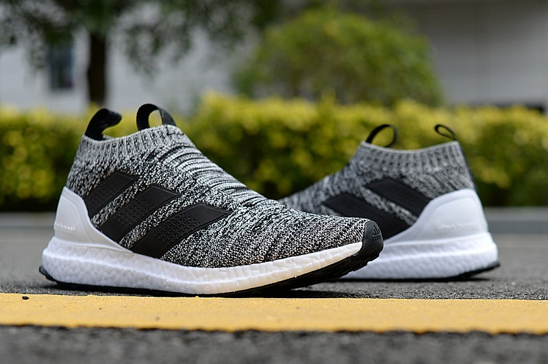 premium selection b2cc1 8a886 adidas Ace 16+ Purecontrol Ultraboost Grey