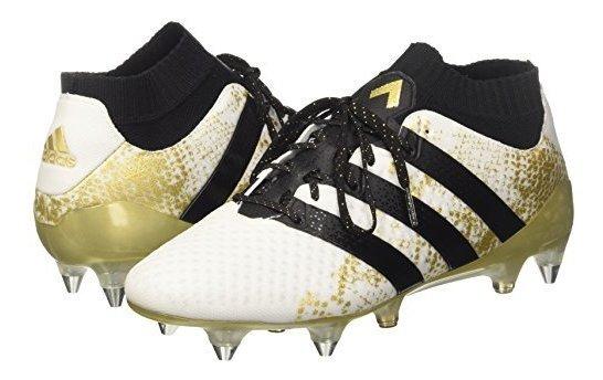 best service fa910 320f6 adidas Ace 16.1 Primeknit Sg Hombres Botas De Futbol Cleats
