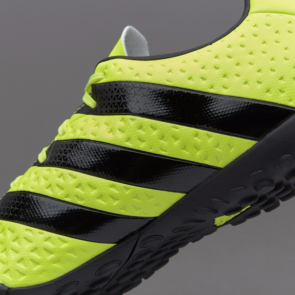 adidas ace 16.4 tf adult amarillo negro tenis turf sintetico. Cargando zoom. 770d0ad1a9385
