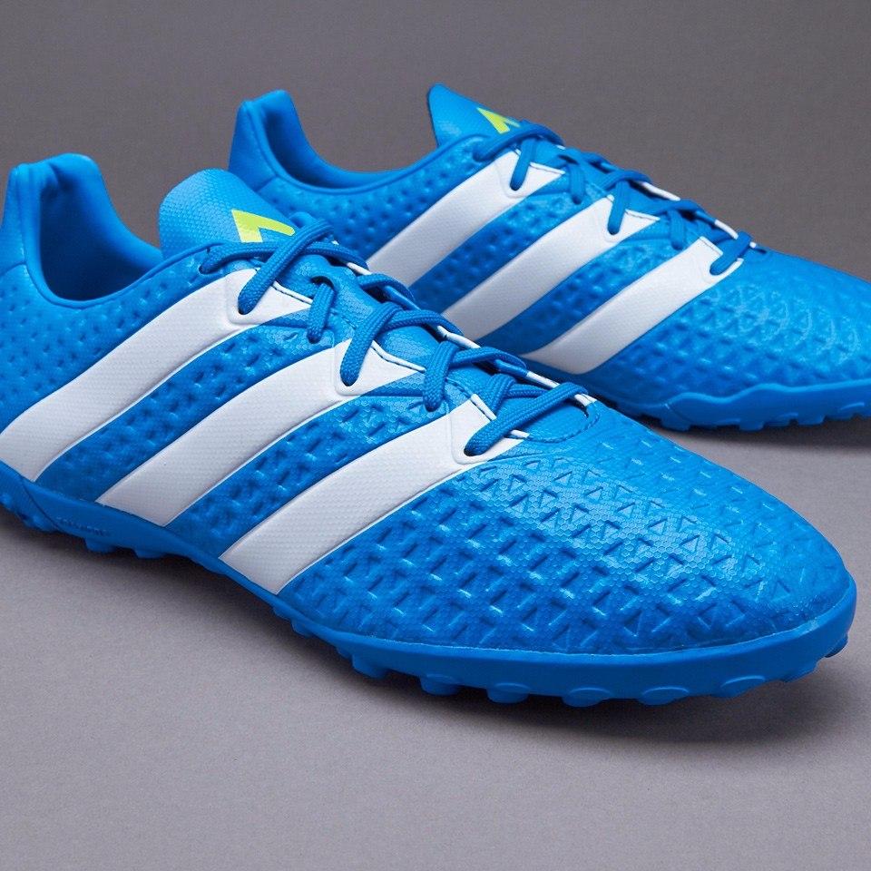 dd38dd583a6ce adidas ace 16.4 tf tenis futbol turf sintetico azul adulto. Cargando zoom.