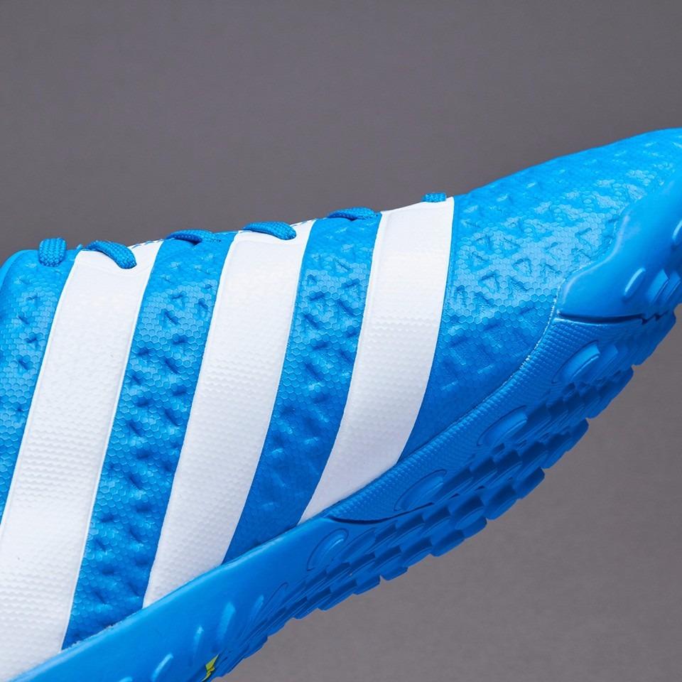 adidas ace 16.4 tf tenis futbol turf sintetico azul adulto. Cargando zoom. 09996f9a36921