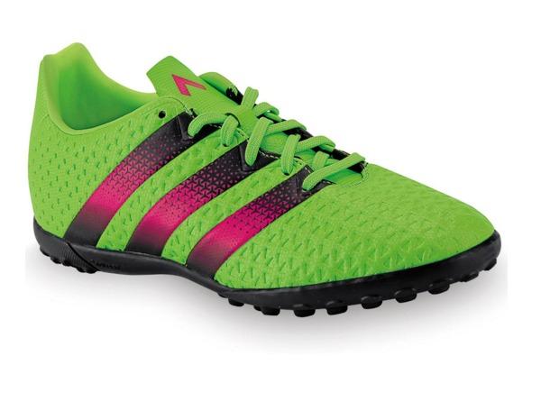 adidas Ace 16.4 Tf Tenis Futbol Turf Sintetico Verde Adulto ... ac98e606df0f2