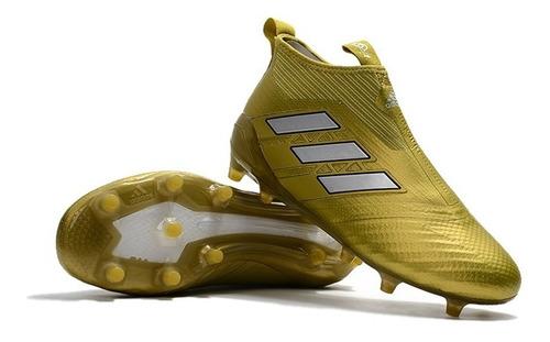 adidas ace 17+ purecontrol bota de oro sin cordones 38