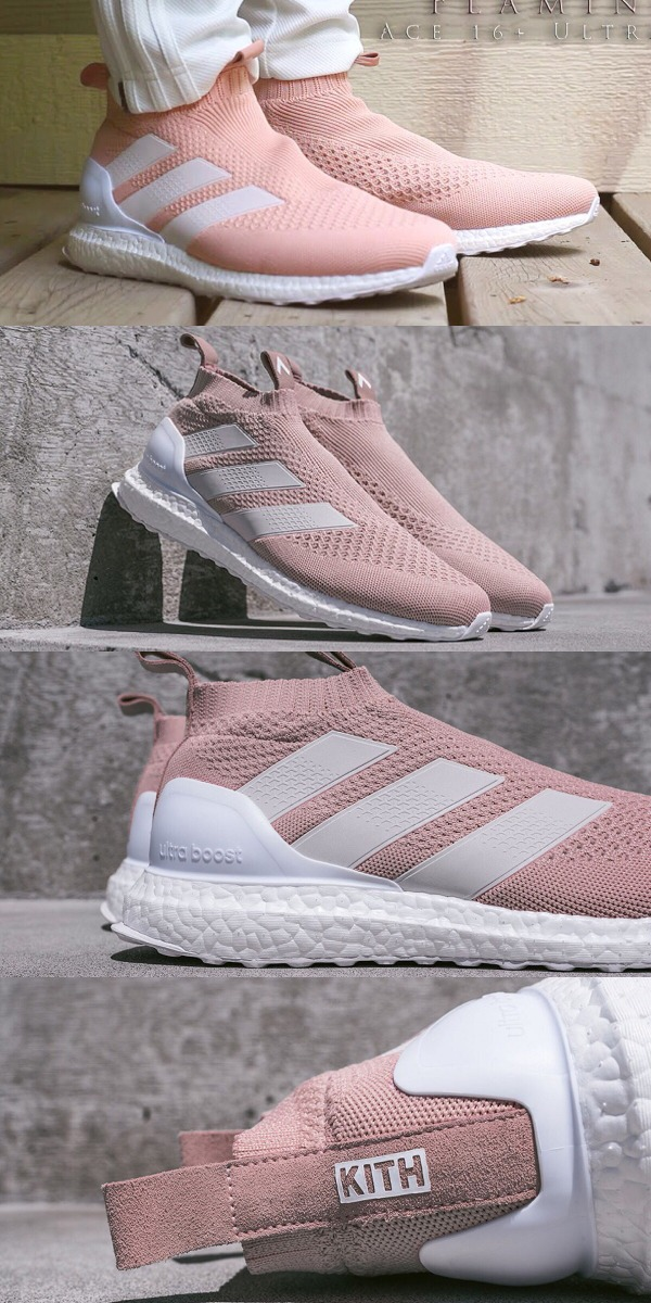 best service 51431 a42f0 adidas Ace16 Kith Ultraboost Originales