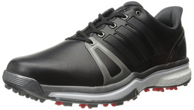 adidas Adipower Boost 2 Golf Con Tacos, Núcleo Negro Pl