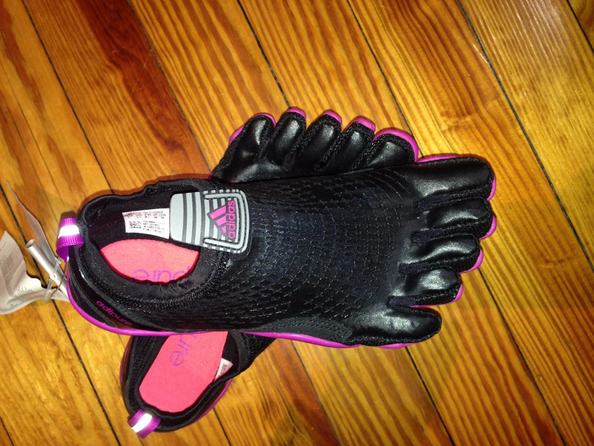 separation shoes 94813 88ccd adidas adipure trainer 5 dedos 1500. Cargando zoom.