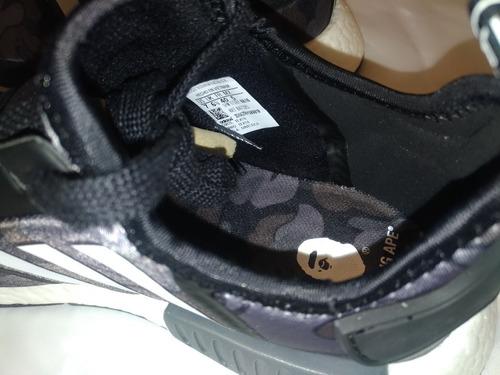 adidas bape nmd black camo