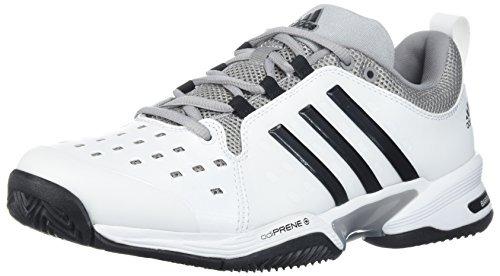 Tenis Zapato De 4e Barricade Negro Classic Ancho Adidas qXC7X