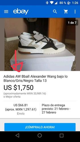adidas basketbal alexander wang