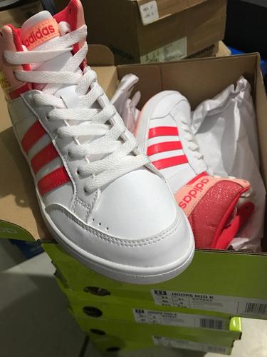adidas bota hoops mid b74653 nueva original envío gratis
