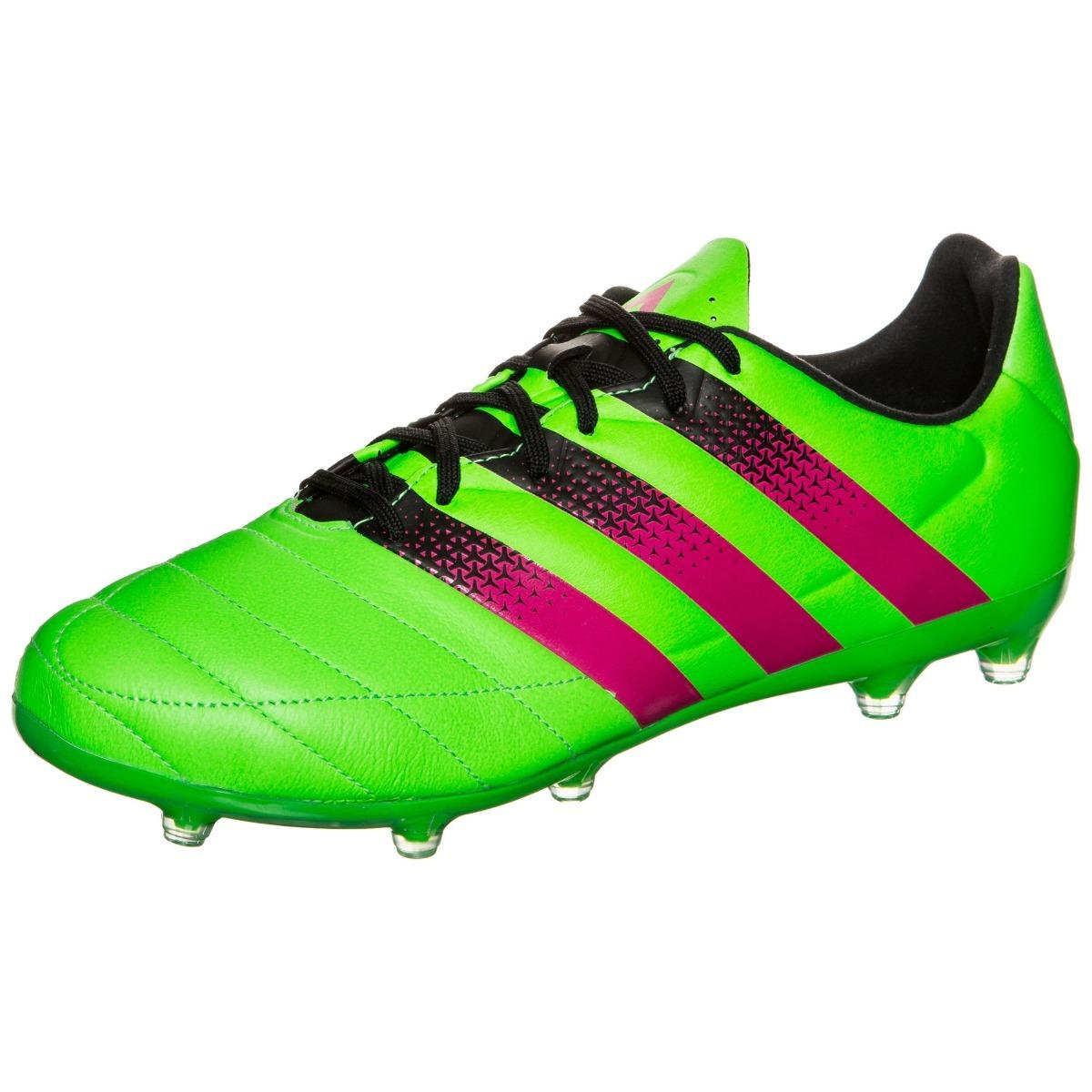 ... para hombre verde 1fafd czech adidas botín fútbol hombre ace 16.2 fg ag  verde. cargando zoom. c2169 8ac2f ... 2e305b01a4be2