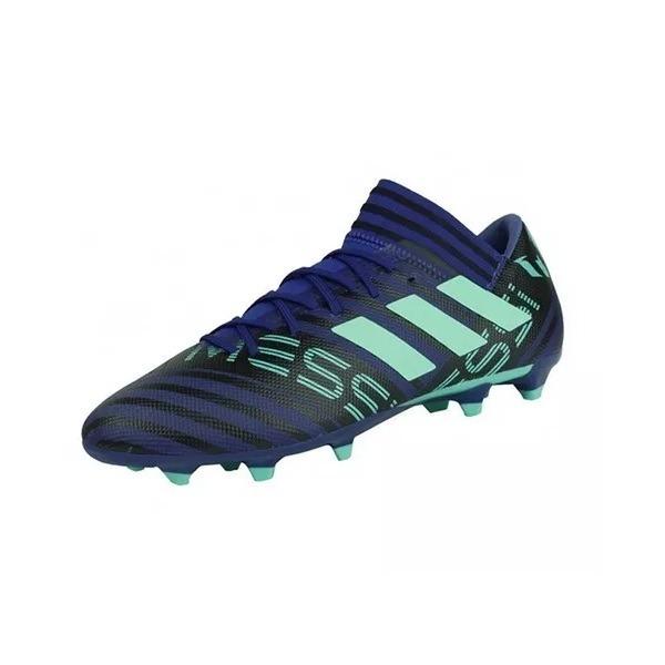 adidas Botín Fútbol Hombre Nemeziz 17.3 Fg Azul verde -   2.465 42f4039c4dc39
