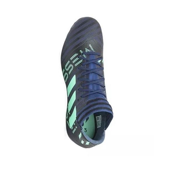 the best attitude 73b13 c3416 adidas botín fútbol hombre nemeziz 17.3 fg azul verde