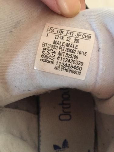 adidas botitas zapatilla niños