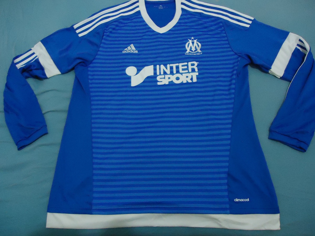 18ed9d935 adidas - Camisa Do Olympique Marseille - Tam Xl - Original - R  129 ...