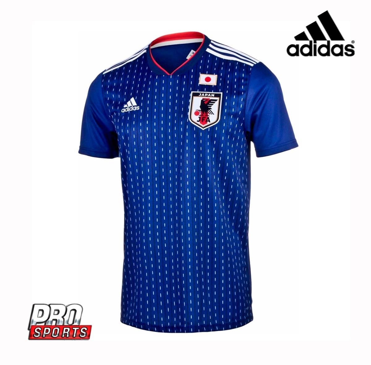adidas camisa oficial 1 japão azul - original. Carregando zoom. a8ce9840cecaa