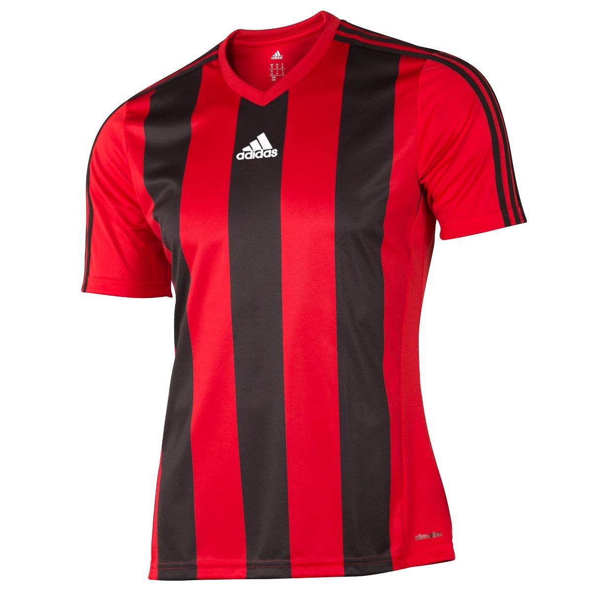 c04f5b5c1482b adidas Camiseta Polera Futbol -   11.990 en Mercado Libre